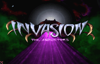 Video Game: Invasion:  The Abductors