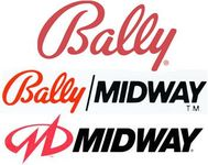 Hardware Manufacturer: Bally/Midway