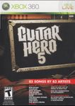 Video Game: Guitar Hero 5