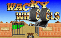 Video Game: Wacky Wheels