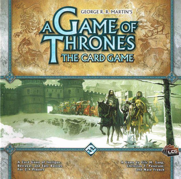 game of thrones kartenspiel deck