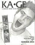 Issue: KA•GE (Volume 1, Issue 8 - 2nd Quarter 1993)