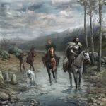 RPG Item: Aventuras en la Marca del Este:  Blue Box (Official Setting)
