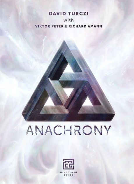 Image result for Anachrony Board Game