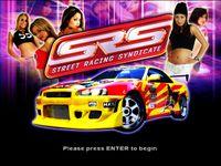 Video Game: Street Racing Syndicate