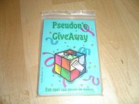 Board Game: Pseudon's GiveAway