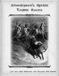 RPG Item: Adventurer's Option: Tauric Races