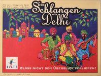 Board Game: Die Schlangen von Delhi