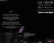 Video Game: AI War: Children of Neinzul