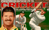 Video Game: Graham Gooch World Class Cricket