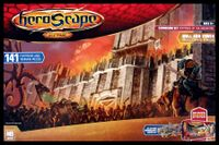 Board Game: Heroscape Expansion Set: Fortress of the Archkyrie