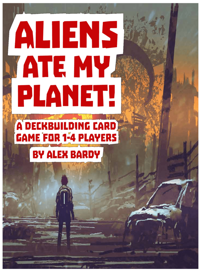 Aliens Ate My Planet!