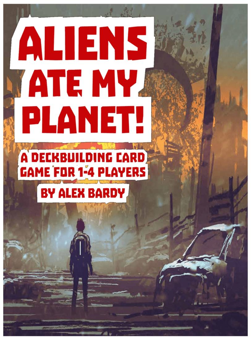 Aliens Ate My Planet!