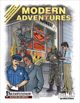 RPG Item: Modern Adventures