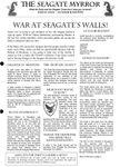 Issue: The Seagate Myrror