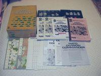 Board Game: NATO Division Commander