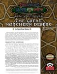 RPG Item: Land of Fire Realm Guide #03: The Great Northern Desert