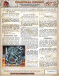 RPG Item: Unnatural History