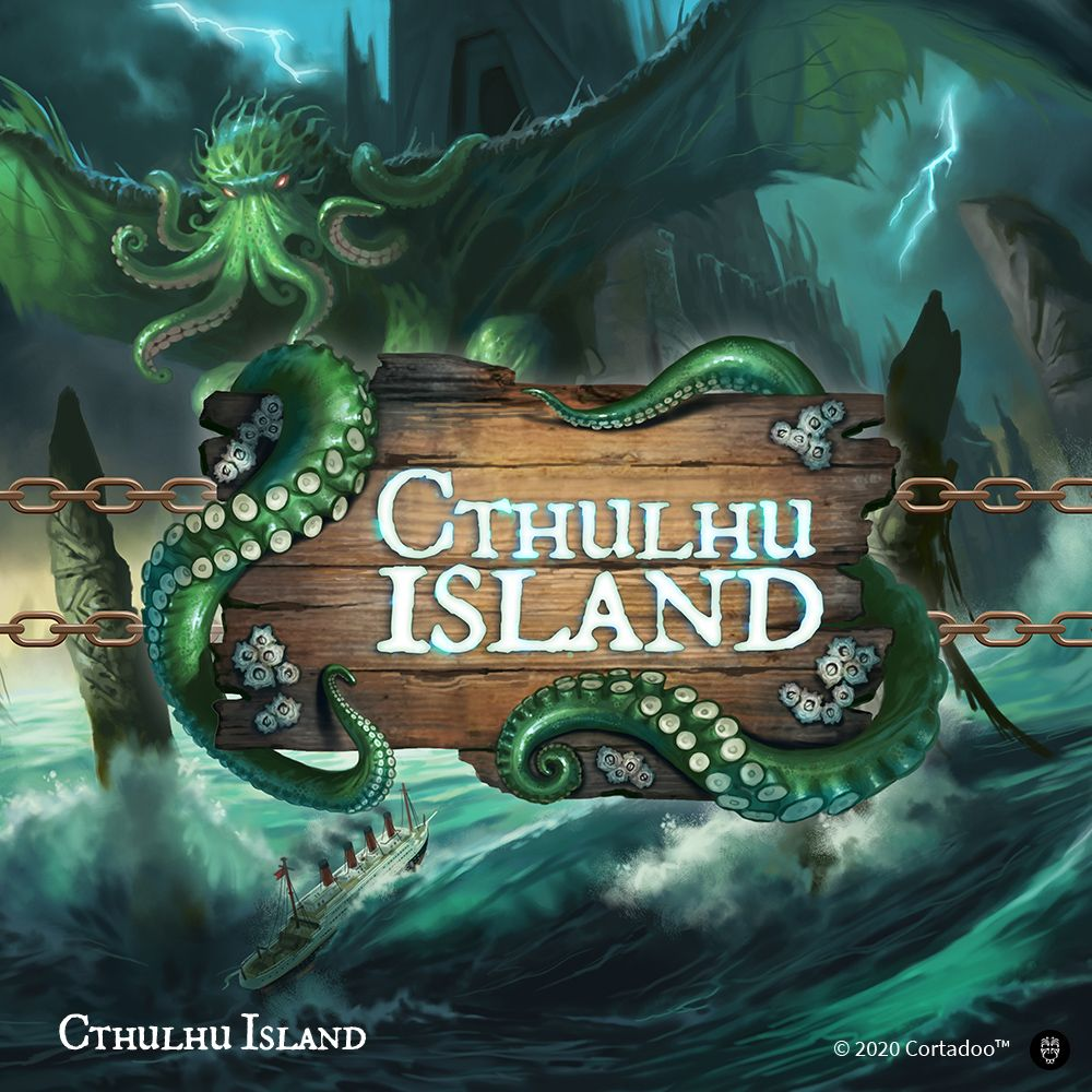 Cthulhu Island