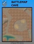 RPG Item: Battlemap Cave