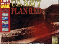 Board Game: Great War at Sea: U.S. Navy Plan Red