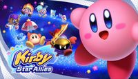 Video Game: Kirby Star Allies