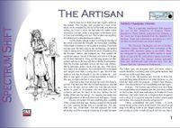 RPG Item: The Artisan