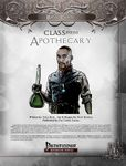 RPG Item: CLASSifieds: The Apothecary
