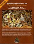 RPG Item: DCC #046: The Book of Treasure Maps