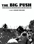 Board Game: The Big Push: Trench Warfare on the Western Front in World War One