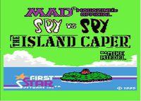 Video Game: Spy vs. Spy: The Island Caper