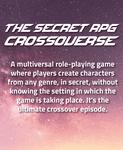 RPG Item: The Secret RPG Crossoverse