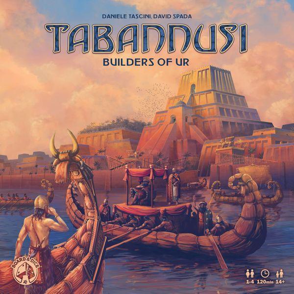 Tabannusi: Builders of Ur
