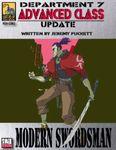 RPG Item: Modern Swordsman