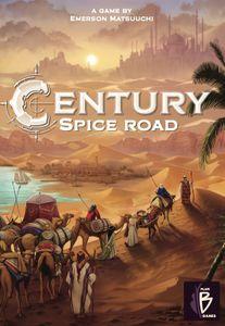 Century: Spice Road Cover Artwork