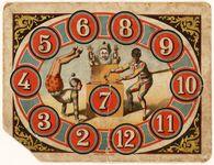 Board Game: Harlekin Game