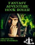 RPG Item: Fantasy Adventure Hook Roller