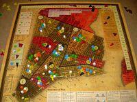 Board Game: Tammany Hall