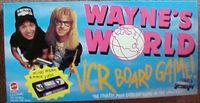 Board Game: Wayne's World VCR Board Game