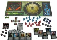 Board Game: Dark Moon