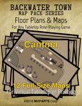 RPG Item: Backwater Town: Cantina