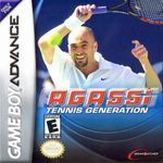 Video Game: Agassi Tennis Generation