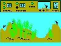Video Game: Artillery Duel
