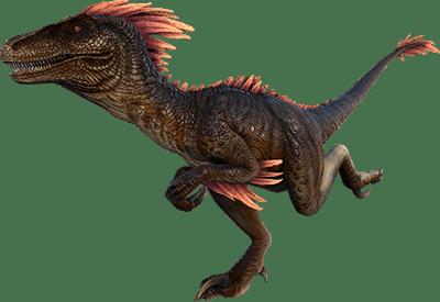 Character: Utahraptor (ARK)
