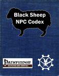 RPG Item: Black Sheep NPC Codex