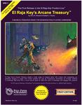 RPG Item: El Raja Key's Arcane Treasury