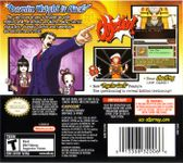 Video Game: Phoenix Wright: Ace Attorney: Justice For All