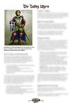RPG Item: The Tadley Wyrm