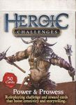 RPG Item: Heroic Challenges Powers & Prowess