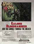 RPG Item: BB1: Kalgor Bloodhammer and the Ghouls Through the Breach